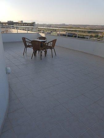 Miracle Resort Hotel: Balcony