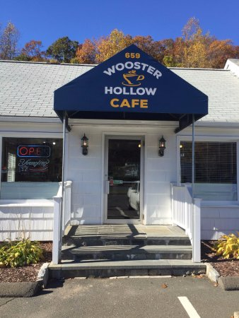 Ridgefield, CT: Welcome to Wooster Hollow Cafe