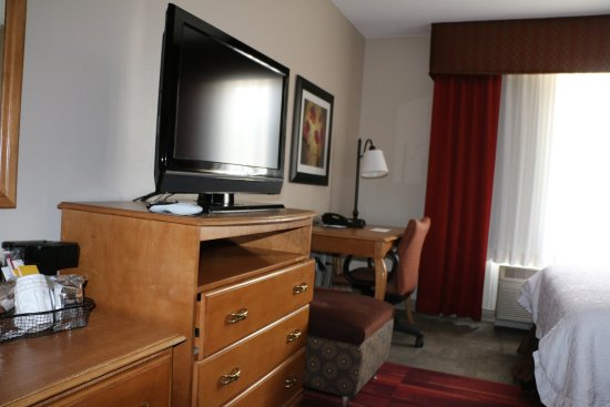 Hampton Inn Cedar City: Room 102