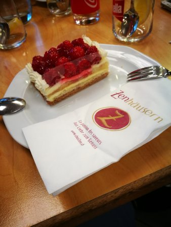 Restaurant et boulangerie Zenhausern: Desserts