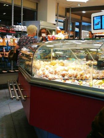Restaurant et boulangerie Zenhausern: Banque réfrigérée