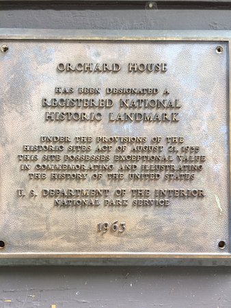 Orchard House: History!