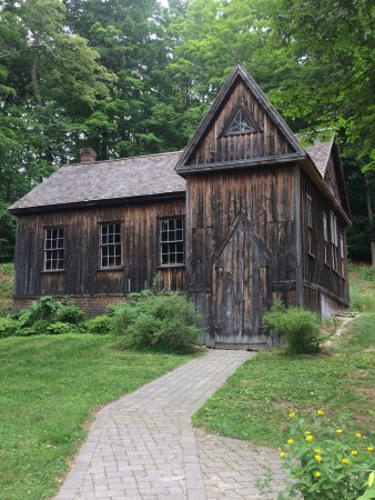 Orchard House: Mr. Alcott's