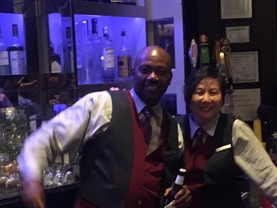 The Ritz-Carlton, Atlanta: Bartenders at Ritz Carlton