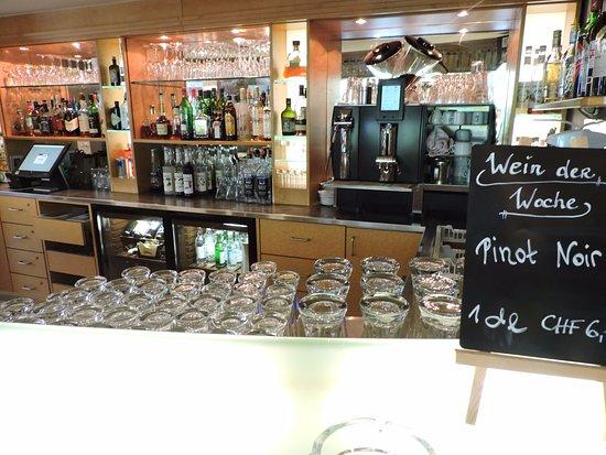 Lenzerheide, Ελβετία: day bar