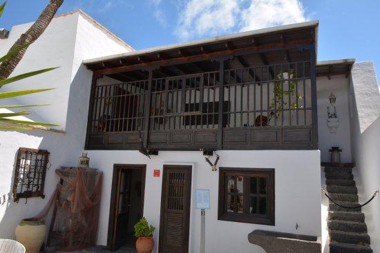 Casa museo de c sar manrique picture of casa museo - Casa museo cesar manrique ...