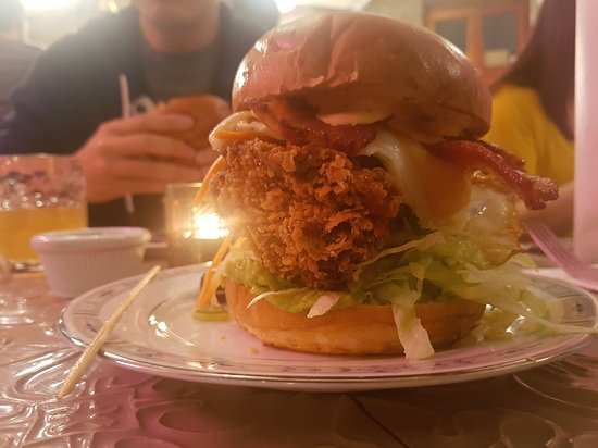 Photo of American Restaurant Chick N' Sours at 390 Kingsland Road, London E8 4AA, United Kingdom