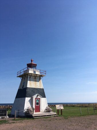 Big Tignish Lighthouse