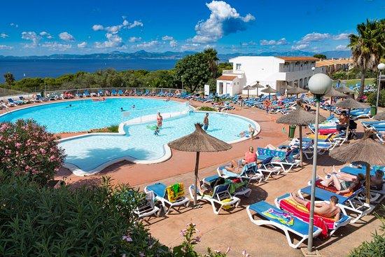 Bungalows picture of sun club el dorado tolleric for Piscine sannois