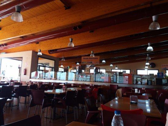 Area de servicio la parada puerto lumbreras fotos n mero de tel fono y restaurante opiniones - Hoteles en puerto lumbreras ...