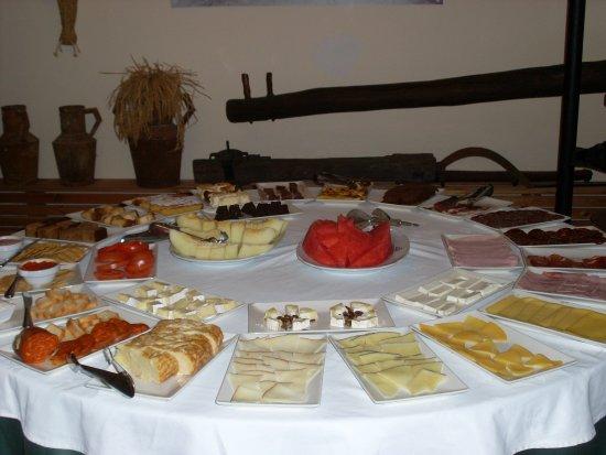 Hotel Tossal d'Altea: petit déjeuner