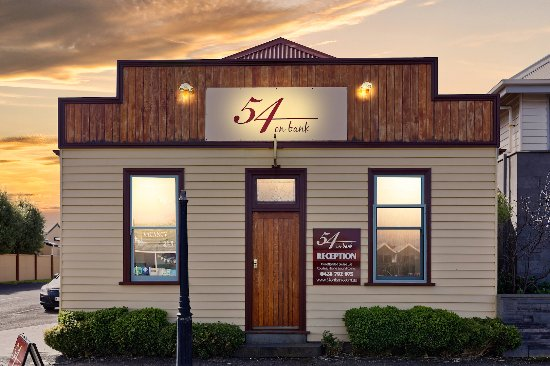 Port Fairy, ออสเตรเลีย: Exterior view of reception