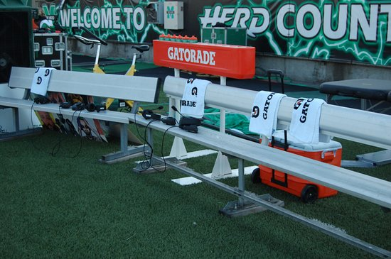 Huntington, WV: bench