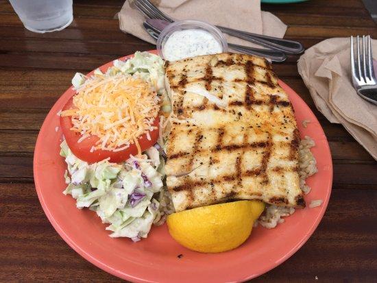 Coconut's Fish Cafe: Mahi