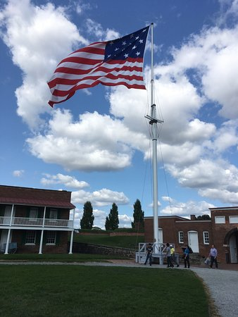 Fort McHenry National Monument Photo