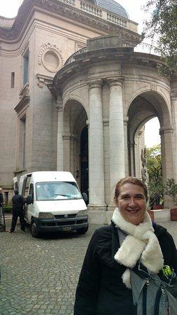 Museo Nacional De Arte Decorativo: Entrada do palacete