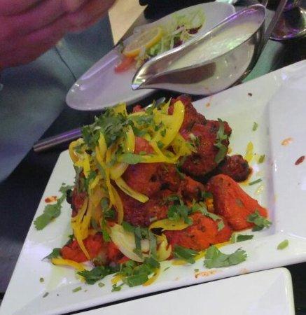 Bromsgrove, UK: Mixed Kebab Sharing Platter