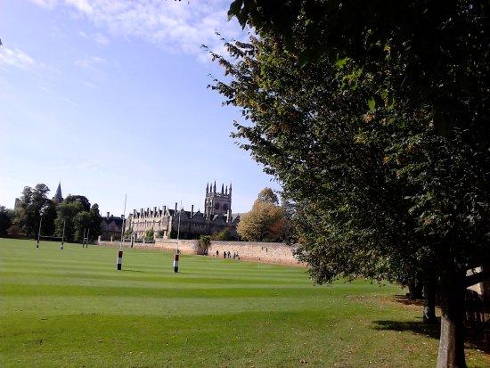 University of Oxford Botanic Garden: Οξφόρδη, βοτανικός κήπος