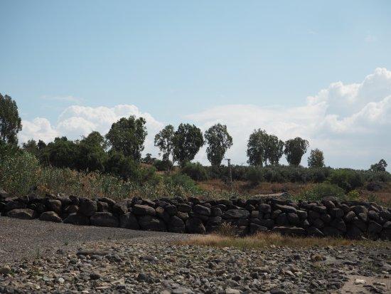 Distrito Norte, Israel: 教会からの中腹の眺め