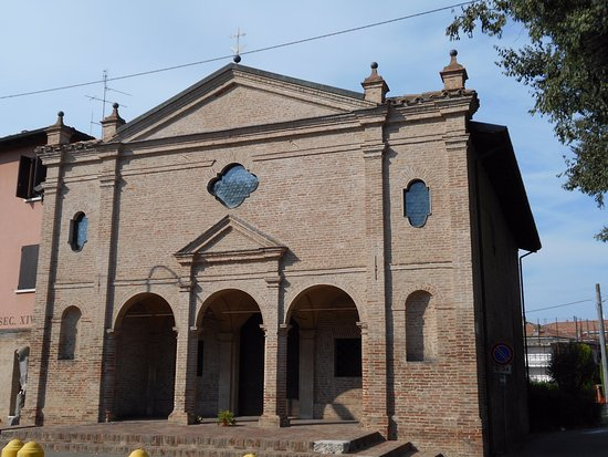 Chiesa di Santa Maria Fuori Le Mura, chiesa Santa Filomena, Nonantola