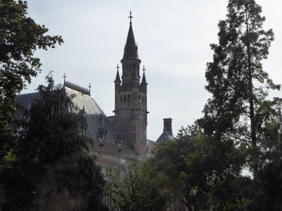 Binnenhof & Ridderzaal (Inner Court & Hall of the Knights): Peace Palace housing the International Court of Justice