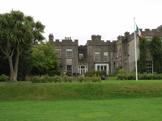 County Dublin, Ireland: exterior