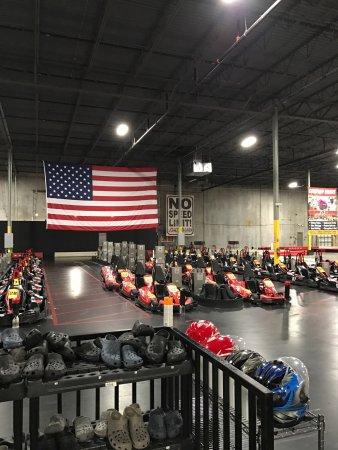 Go Karts Jacksonville Fl >> Autobahn Indoor Speedway & Events (Jacksonville) - 2019 ...