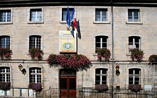 Hotel de Ville d'Arbois