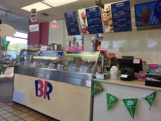 Gulf Breeze, Флорида: Baskin-Robbins