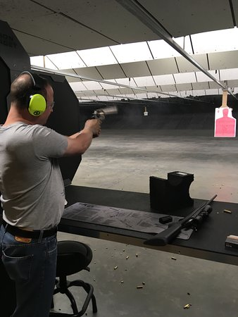 Tnt Shooting Range Salt Lake City