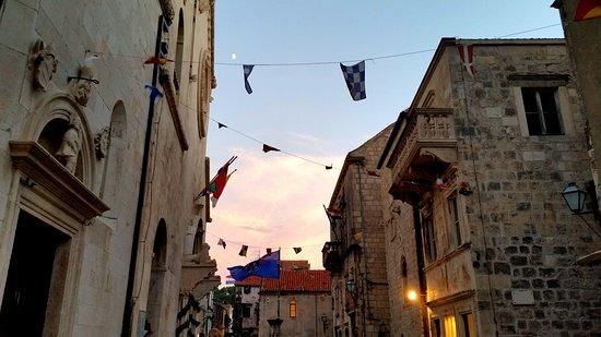 Korcula Old City照片