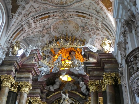 Benediktinerabtei Braunau in Rohr