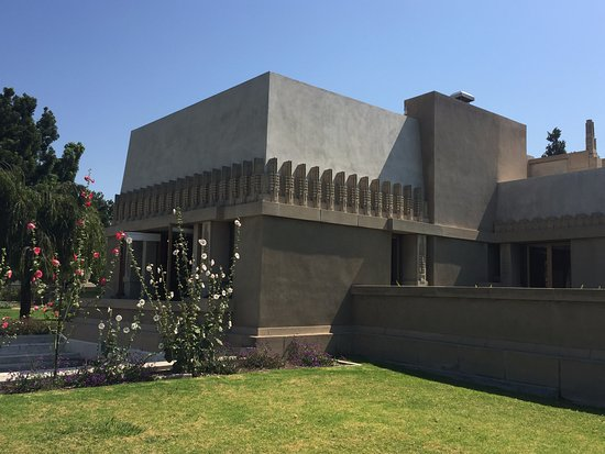 Hollyhock house los angeles ca top tips before you go for Hollyhock house