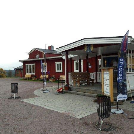 Grovelsjon, Sweden: Höst i Grövelsjön