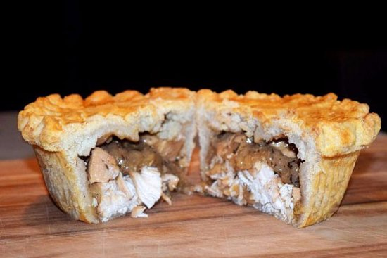 Pooler, GA: Chicken & Thyme Pie