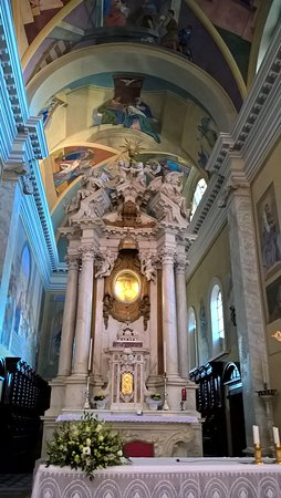 San Daniele del Friuli, Italia: Bella però. ..