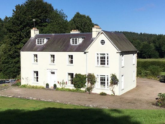 Hawick, UK: Bedrule Old Manse