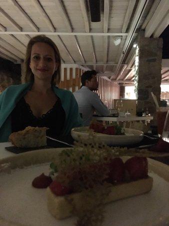 The best restaurant on Mykonos