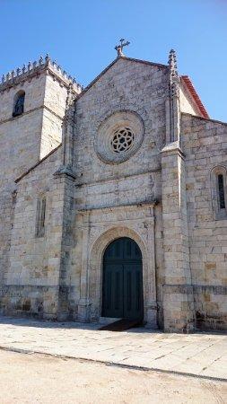 Igreja Matriz de Caminha: Preciosa,pero cerrada