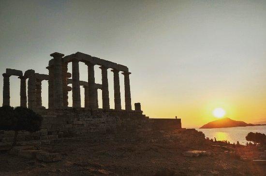 Sounio, اليونان: Temple of Poseidon