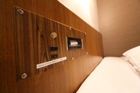 Hotel Area One Kagoshima: 有點陳舊,但說實話又不太影響住宿。
