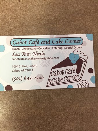 Cabot Cafe and Cake Corner