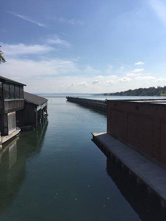 Skaneateles, NY: The pier