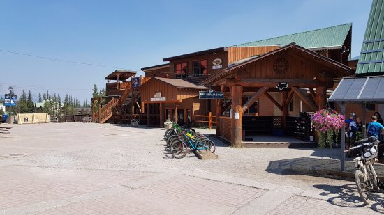 Fernie Alpine Resort in summer