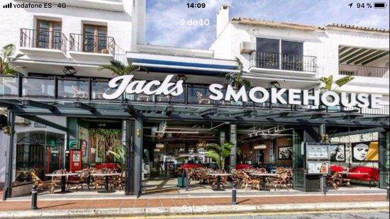 Picture of jacks smokehouse puerto banus - Jacks smokehouse puerto banus ...