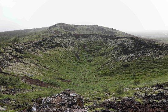 Selfoss, Islandia: Nebenkrater