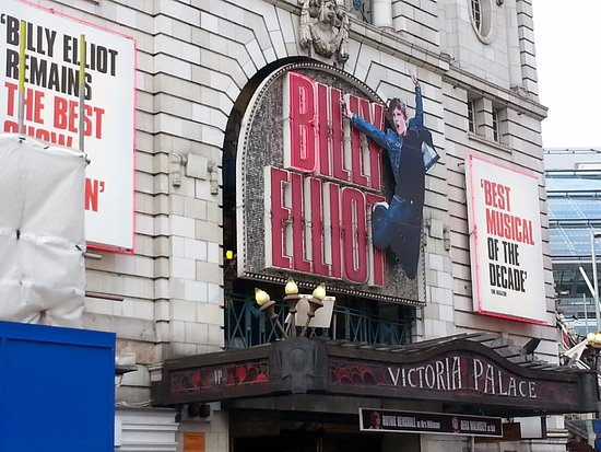 Billy Elliot The Musical: Billy Elliot was a wonderful Musical with the songs written by Elton John.