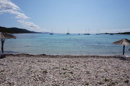Dugi Island, Chorwacja: Sakarun Beach