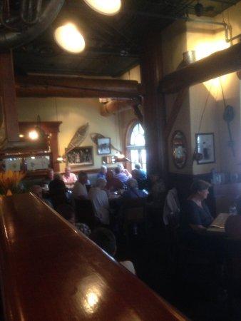 Banff Caribou Lodge & Spa: Restaurant (både morgenmad og aftensmad)