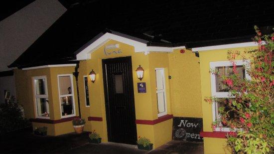 Dromahair, Irland: Luna Restaurant